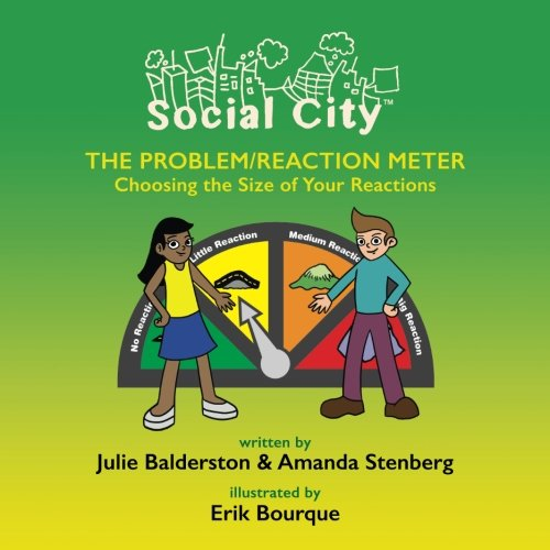 9780692547786: The Problem/Reaction Meter: Choosing the Size of Your Reactions (Social City) (Volume 2)