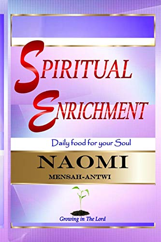 9780692548035: Spiritual Enrichment: Daily food for your soul