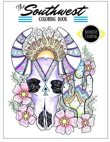 9780692548738: The Southwest Coloring Book