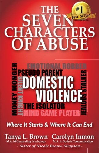 9780692551387: The Seven Characters of Abuse: Domestic Violence: Where It Starts & Where It Can End ?