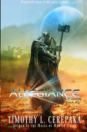 9780692553602: Allegiance: Two Worlds Book #3: Volume 3