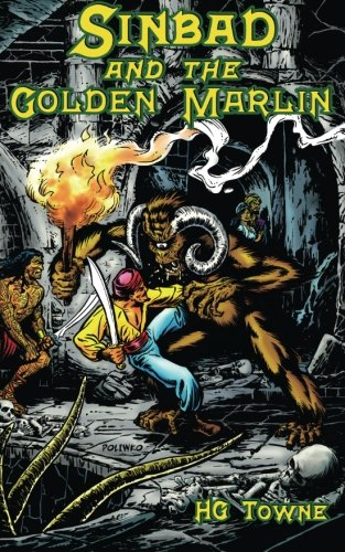 9780692555699: Sinbad and the Golden Marlin
