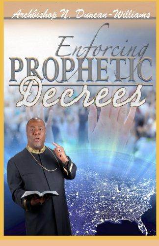 9780692555781: Enforcing Prophetic Decrees