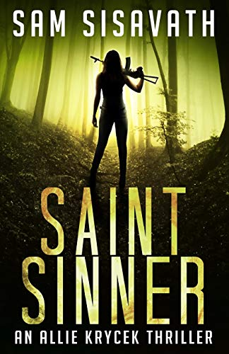 9780692563427: Saint/Sinner (Allie Krycek) (Volume 2)