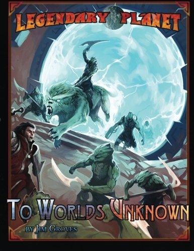 9780692563588: Legendary Planet: To Worlds Unknown (Volume 2)