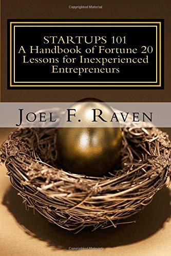 9780692569498: Startups 101: A Handbook of Fortune 20