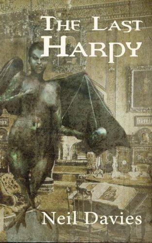 9780692571446: The Last Harpy