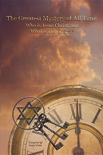 9780692579404: The Greatest Mystery of All Time (small text): Who is Jesus Christ, and What is his Gospel?