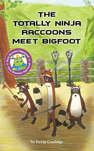 9780692592557: The Totally Ninja Raccoons Meet Bigfoot