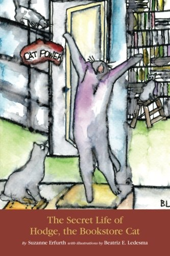 The Secret Life of Hodge, the Bookstore Cat: Suzanne Erfurth