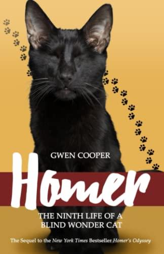 9780692594186: Homer: The Ninth Life of a Blind Wonder Cat