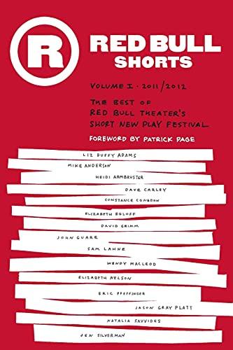 Red Bull Shorts Volume 1: Red Bull Theater