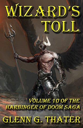 9780692597897: Wizard's Toll: Harbinger of Doom -- Volume 10