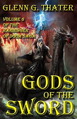 9780692597958: Gods of the Sword: Harbinger of Doom -- Volume 6