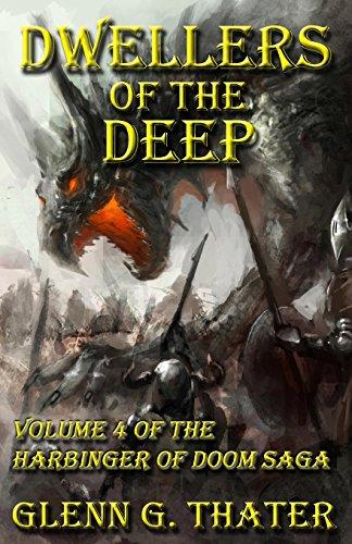 9780692598627: Dwellers of the Deep: Harbinger of Doom -- Volume 4