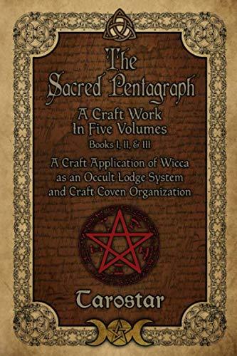 9780692600528: The Sacred Pentagraph: Books I, II, and III