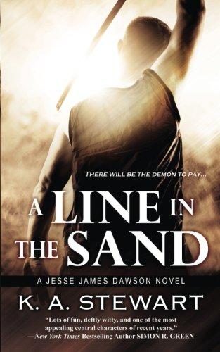 9780692600726: A Line in the Sand (Jesse James Dawson) (Volume 5)