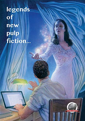 9780692601136: Legends of New Pulp Fiction