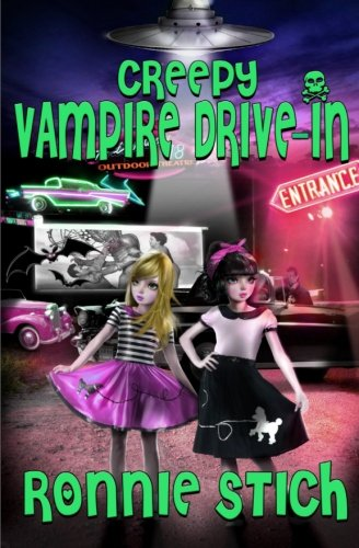 9780692608975: Creepy Vampire Drive-in: Volume 2 (Creepy Friends)