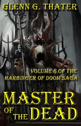 9780692615829: Master of the Dead: Harbinger of Doom -- Volume 8