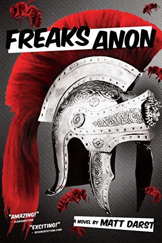 9780692624937: Freaks Anon