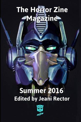 The Horror Zine Magazine Summer 2016: Kidd, James; Ford,