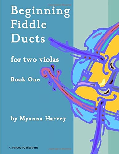 9780692634875: Beginning Fiddle Duets for Two Violas, Book One