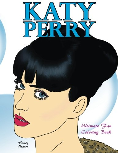 9780692653913: Katy Perry: Ultimate Fan Coloring Book