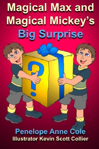 Magical Max and Magical Mickey`s Big Surprise