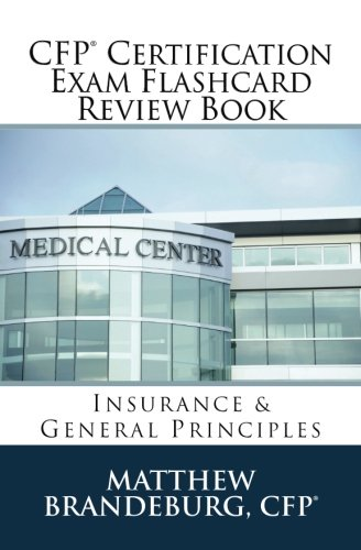 9780692662168: CFP Certification Exam Flashcard Review Book: Insurance & General Principles (5th Edition)