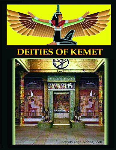9780692662939: Deities of Kemet