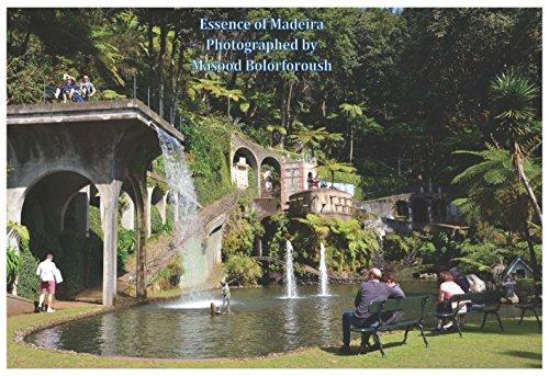 9780692663875: Essence of Madeira