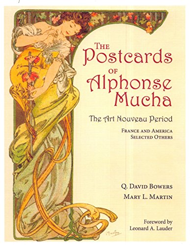 9780692663967: The Postcards of Alphonse Mucha