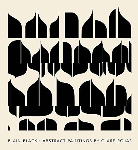 Clare Rojas - Plain Black (Hardback)