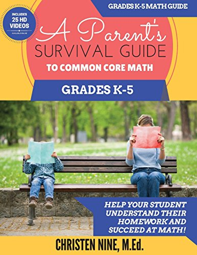 9780692674949: A Parent's Survival Guide to Common Core Math: Grades K-5