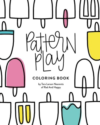9780692707388: Pattern Play Coloring Book
