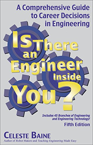 9780692726198: Is There an Engineer Inside You?: A Comprehensive Guide to Career Decisions in Engineering (Fifth Edition)