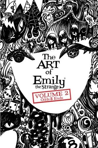 9780692729700: The Art of Emily the Strange: Volume 2 Odds & Ends (1)