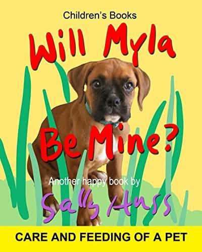 9780692732175: WILL MYLA BE MINE?