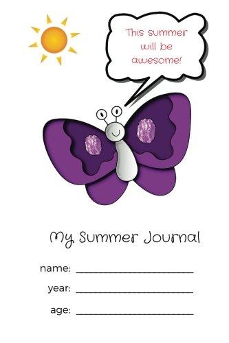 9780692733486: My Summer Journal: Butterfly