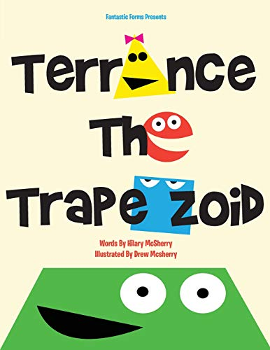 9780692744024: Terrance the Trapezoid