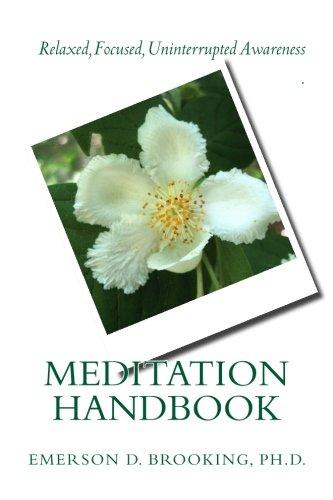 9780692749210: Meditation Handbook