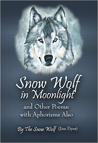 9780692753965: Snow Wolf in Moonlight and Other Poems: With Aphorisms Also