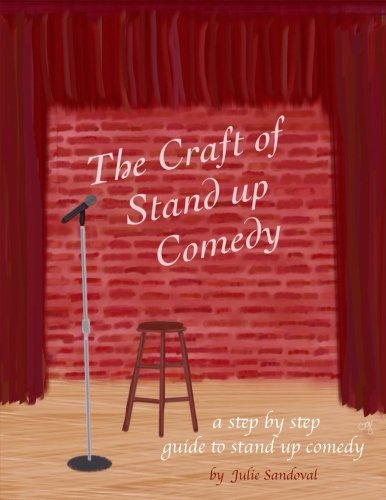 The Craft of Stand-up Comedy: Julie Sandoval