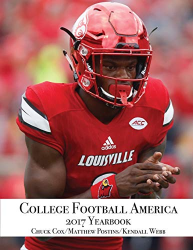 College Football America 2017 Yearbook