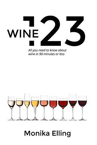 Wine 123: All you need to know about wine in 90 minutes or less: Monika Elling