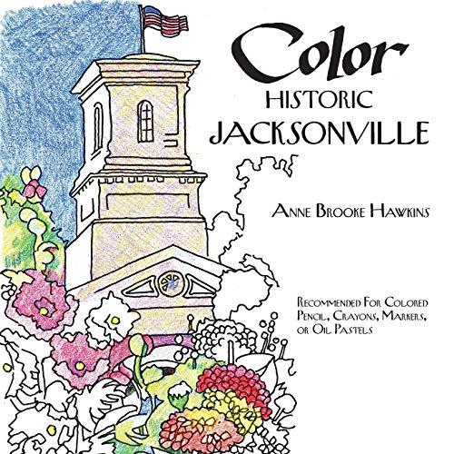 Color Historic Jacksonville: Anne Brooke Hawkins