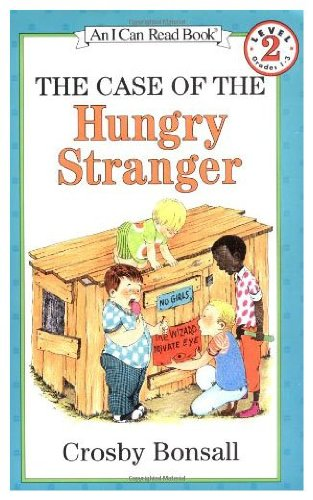 9780694000012: The Case of the Hungry Stranger (I Can Read Mystery)