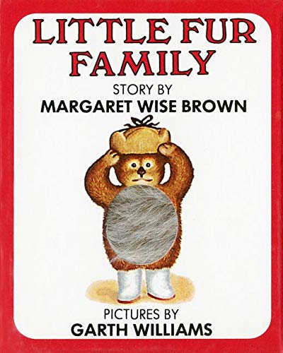 Little Fur Family-Board Book (Furry) - Margaret Wise Brown