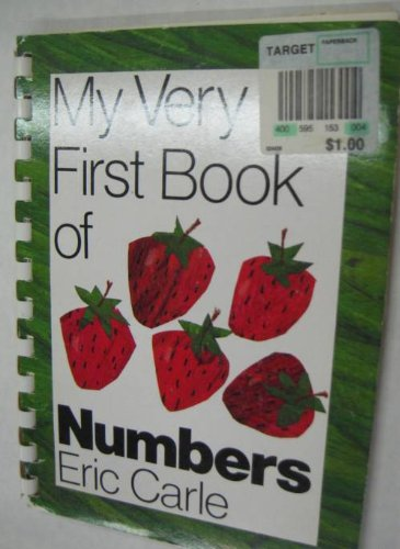9780694000128: My Very First Book of Numbers